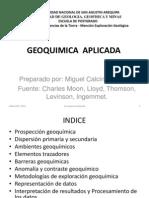 GA1-Exploración Geoquimica