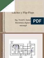 Latches y Flip-Flops