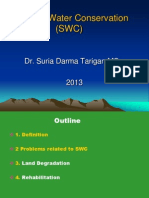 Chapter 1 Soil and Water Conservation