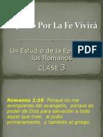 Romanos Clase 3