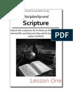 01 Discipleship