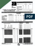 test de percepción visual frostig (registro)