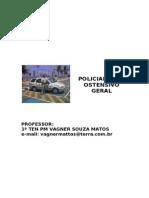 Apostila de Policiamento Ostensivo Geral - complementar módu