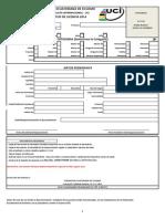 CCMP - SOLICITUD LICENCIA INTERNACIONAL UCI - FEC 2014