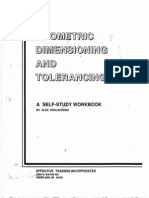 Geometric Dimensioning & Training Manual