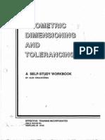 Geometric Dimensioning & Training Manual