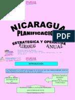 Nicaragua - Marco Antonio Amaya - PRESENTACIÓN NICARAGUA SEMINARIO PLANIFICACIÓN