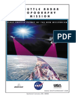 NASA Space Shuttle STS-99 Press Kit
