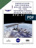 NASA Space Shuttle STS-97 Press Kit