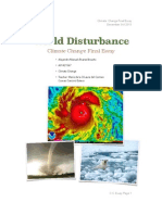 Climate Change Final Essay A01421567 2