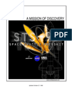 NASA Space Shuttle STS-95 Press Kit