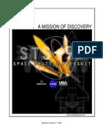 NASA Space Shuttle STS-95 Press Kit
