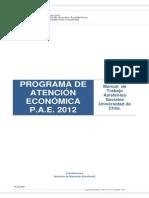 Manual Pae 2012