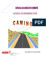 Clase Sesion 7 Caminos