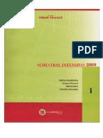 Resolucion de Problemas Domiciliarios ( Primer Boletin Semestral Intensivo -Uni-)