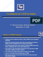 Evolution of GSM in India- Smart Card Expo