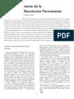 Pasado y Presente de la Teoría de la Revolución Permanente - EA & Ch C