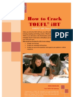 TOEFL iBT Note-Taking Strategies