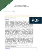 Validez Internacional Del Instrumento Publico Notarial
