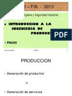 Intro a la Ing. de Producción 2