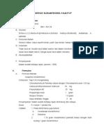Suspensi Kloramfenikol Palmitat (Orot)