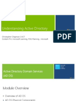 Active Directory Domain Services