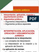La Decision Juridica