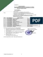 Daftar Peserta PLPG Depag Angkatan 4 Wil Timur
