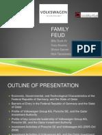 Volkswagen AG Presentation