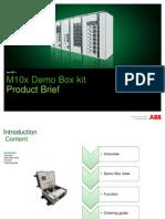 M10X Demo Box