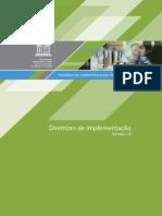 Padrões de Competencia em TIC para Professores