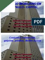 MERCADO IMOBILIÁRIO EM SÃO PAULO - CAPITAL