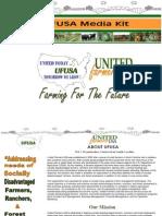 Ufusa Media Kit