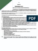 Schering-Plough Reimbursement Policy