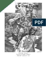 GI2ED - Gerador de Itens Mágicos 2º edição