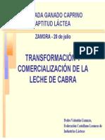 Cabras - Transformacion Y Comercializacion