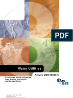 ArcGIS Water Utilities-Data Models For Water Utilities