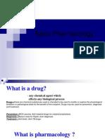 2. Basic Pharmacology