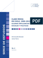 Barozet - Clases Medias en Chile 1990-2011