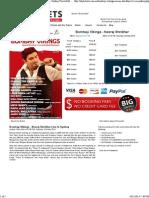 Bombay Vikings - Neeraj Shridhar Live in Sydney - Sydney Town Hall - DryTickets.com