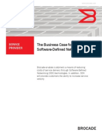 Brocade Business Case for Sdn Wp