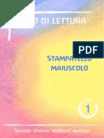 01 - Libro di Lettura in Stampato Maiuscolo