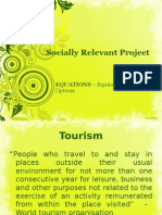 SRP- Equatable Tourism