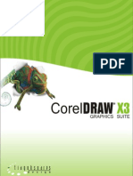 Apostila Corel DRAW X3