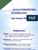 Nanosynergyconcreting Technology