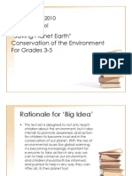 Save the Environment Text Set