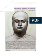Vivekananda's Ideas Applied to Science