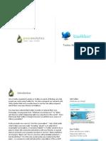 Twitter Study, August 2009 (pear analytics)