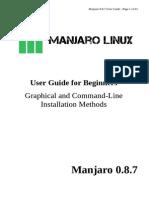 Beginner User Guide