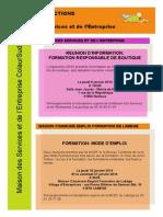 Agenda Actions 01 2014